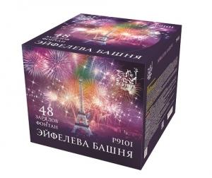 """Р9101 Эйфелева башня (1,25""""х49) 1/2/1"""